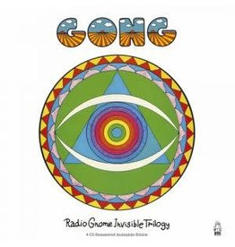 Charly Gong: Radio Gnome Invisible Trilogy Box