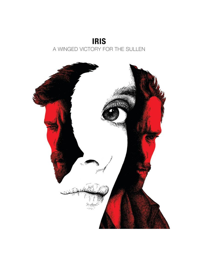 Erased Tapes A Winged Victory for the Sullen: Iris OST Clear LP