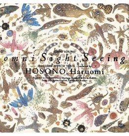 Light in the Attic Hosono, Haruomi: Omni Sight Seeing LP