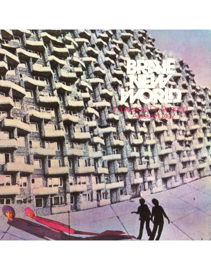 Wah Wah Brave New World: Impressions of Reading Aldous Huxley LP