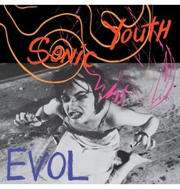 Goofin' Sonic Youth: Evol LP