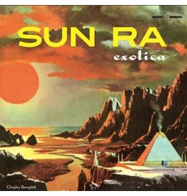 Modern Harmonic Sun Ra: Exotica LP