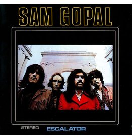 Morgan Blue Town Sam Gopal: Escalator LP