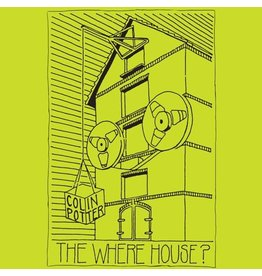 Dark Entries Potter, Colin: The Where House? LP
