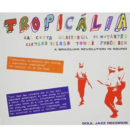 Soul Jazz Various: Tropicalia LP