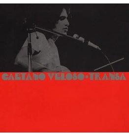 Philips Veloso; Caetano: Transa LP
