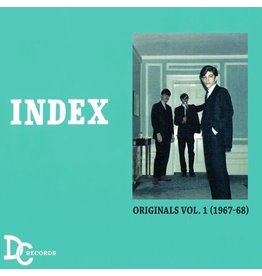 Lion Index: Originals Volume 1 LP
