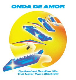 Soundways Various: Onda De Amor: Synth 2LP
