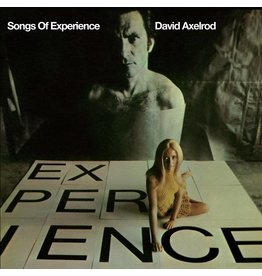 Now Again Axelrod, David: Songs Of Experience LP
