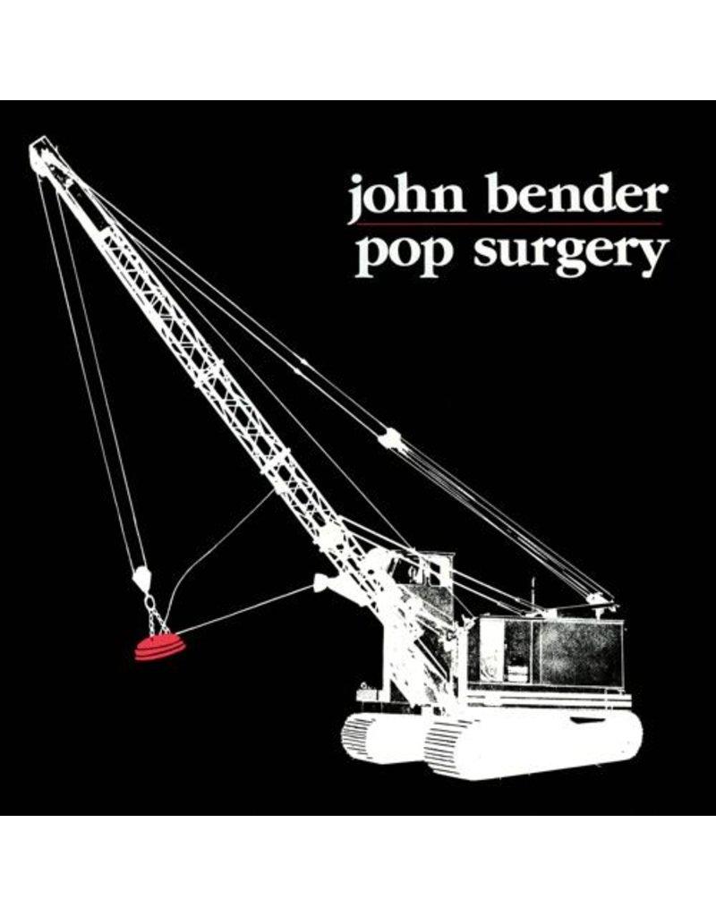 Superior Viaduct Bender, John: Pop Surgery LP