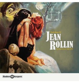 Finders Keepers Various: B-Music of Jean Rollin 1968-1973 LP