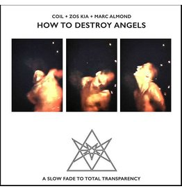 Cold Spring Coil + Zos Kia + Marc Almond: How To Destroy Angels LP