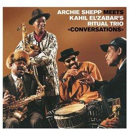 Black Sweat Shepp/El'Zabar's Ritual Trio: Conversations LP