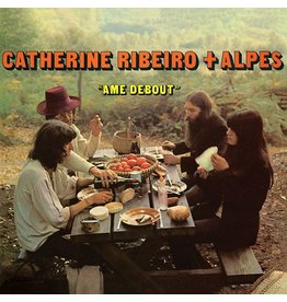Anthology Ribeiro, Catherine & Alpes : Ame Debout LP