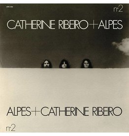 Anthology Ribeiro, Catherine & Alpes: N°2 LP