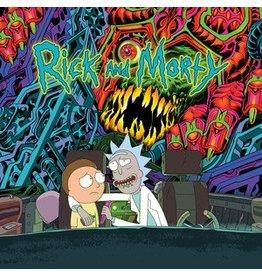 Sub Pop Rick and Morty Soundtrack LP