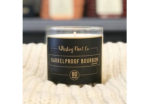 Barrelproof Bourbon Candle