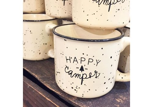 Declaration & Co. Happy Camper Mug