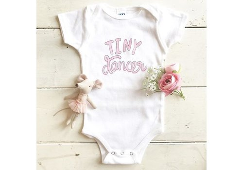 Declaration & Co. Tiny Dancer Onesie