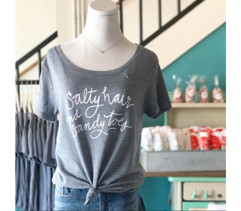Salty Hair Graphic Tee