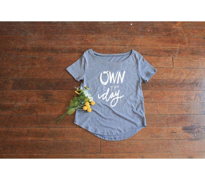 Own the Day Graphic Tee