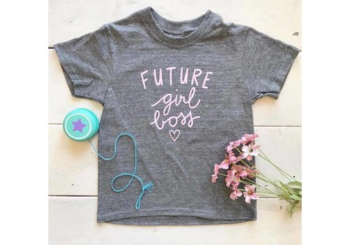 Declaration & Co. Future Girl Boss Tee
