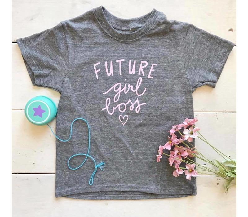 Future Girl Boss Tee