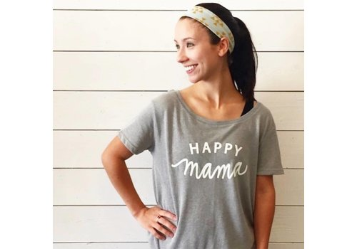 Declaration & Co. Happy Mama Graphic Tee