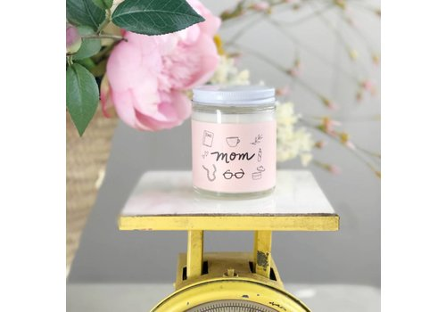 Declaration & Co. Mom Mini Candle