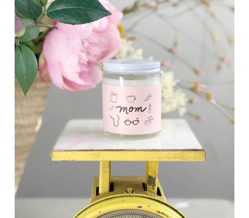 Mom Mini Candle