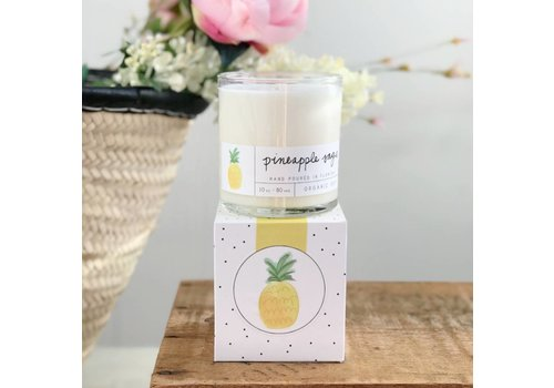 Declaration & Co. Pineapple Sage Candle