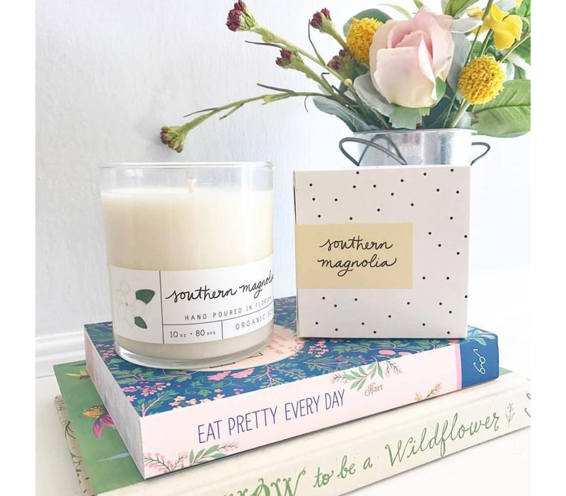 Southern Magnolia Candle