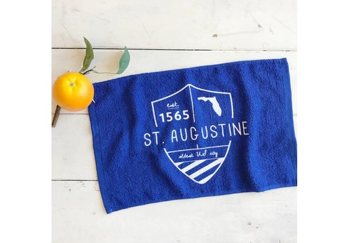 St Augustine Bar Towel