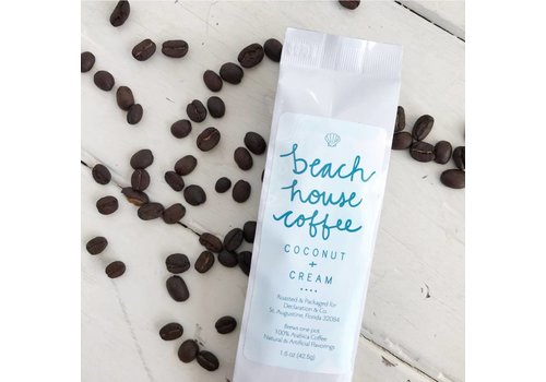 Declaration & Co. D & Co. Beach House Coffee Mini