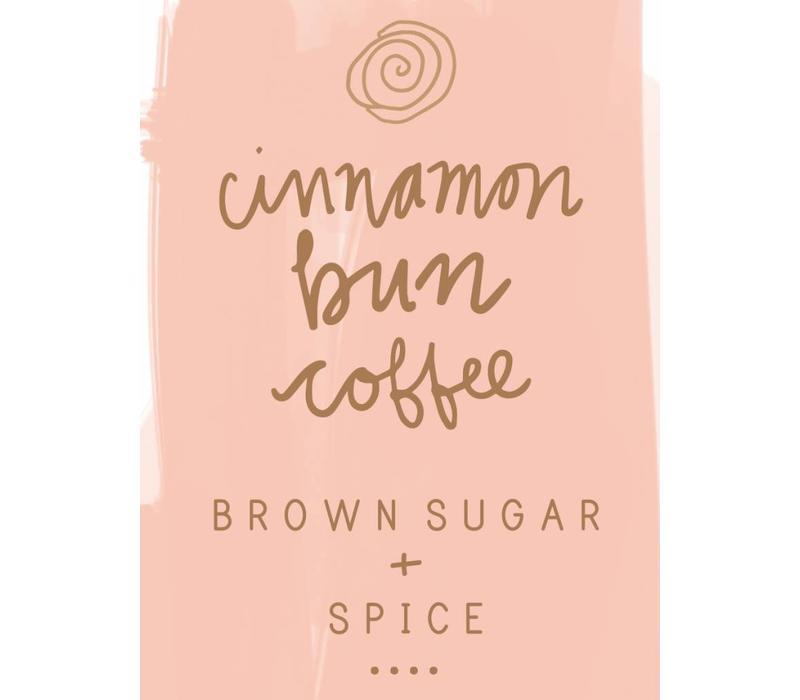 D & Co. Cinnamon Bun Coffee Mini