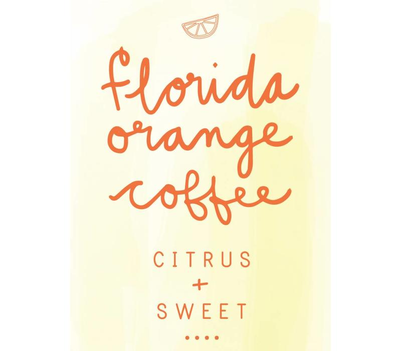 D & Co. Florida Orange Coffee Mini