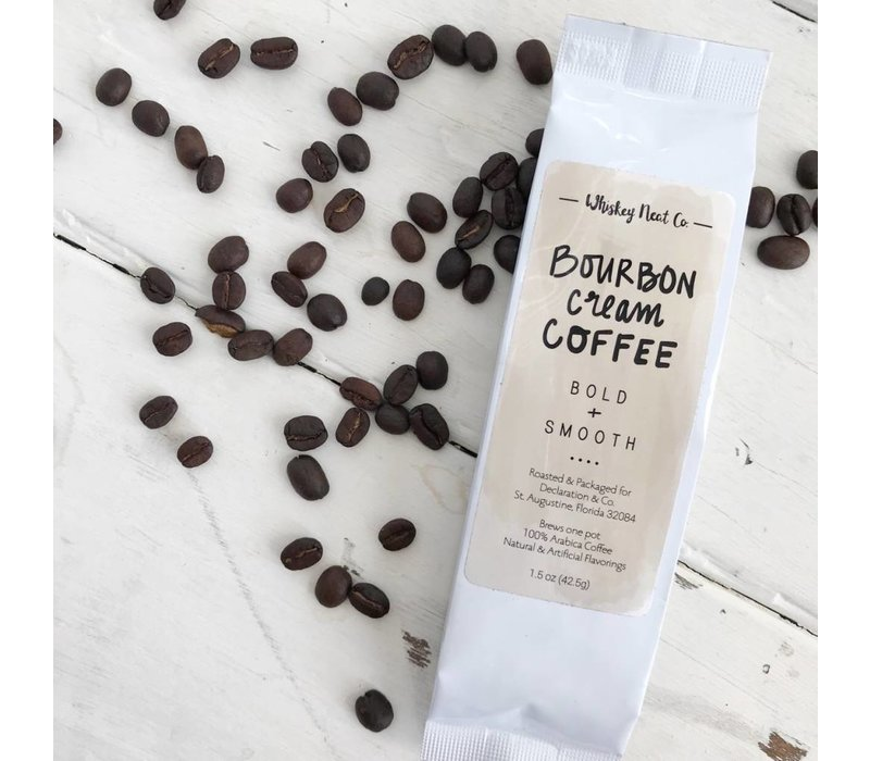 D & Co. Bourbon Cream Coffee Mini