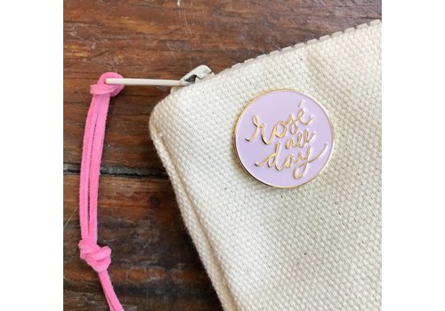 Declaration & Co. Rose All Day Pin