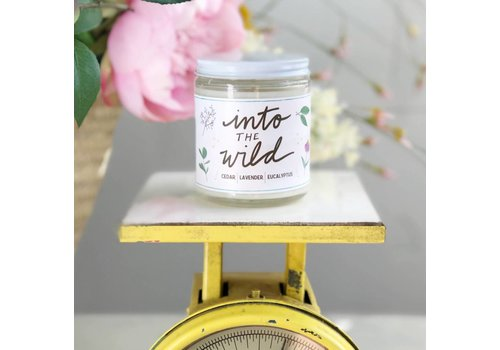 Declaration & Co. Into the Wild Candle