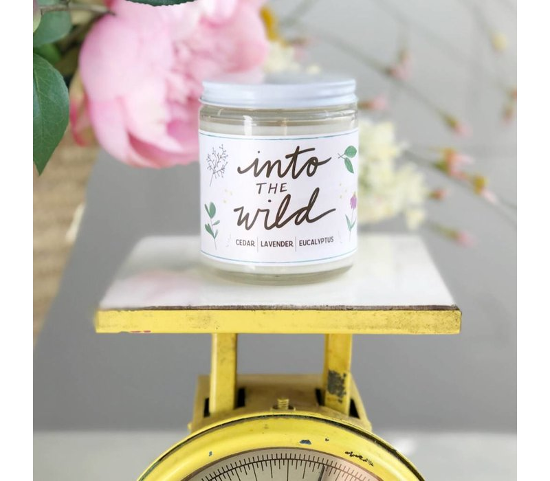 Into the Wild Candle