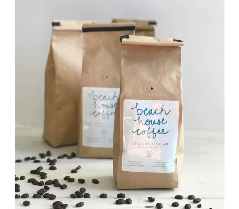 Beach House Whole Bean Coffee
