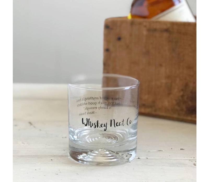 Whiskey Neat Glass
