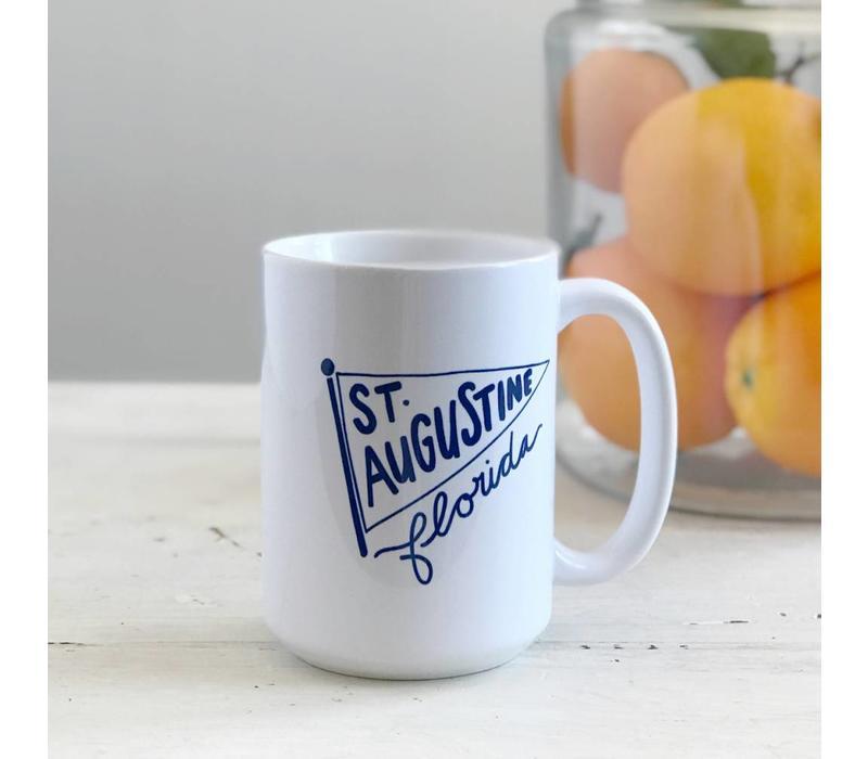 St. Augustine Pennant Mug