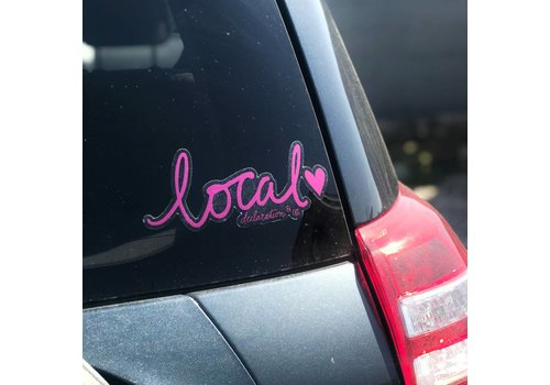 Declaration & Co. Local Car Decal