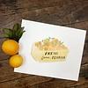 Declaration & Co. Orange Crate print