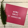 Declaration & Co. Home Sweet St. Augustine print