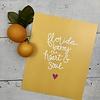 Declaration & Co. Heart & Soul print