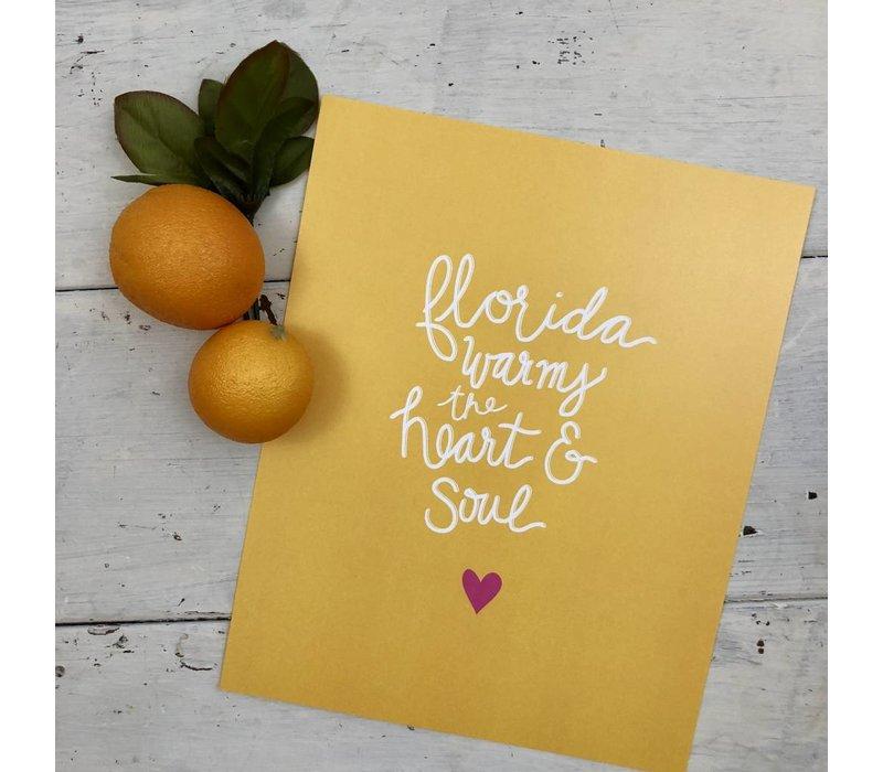 Heart & Soul print