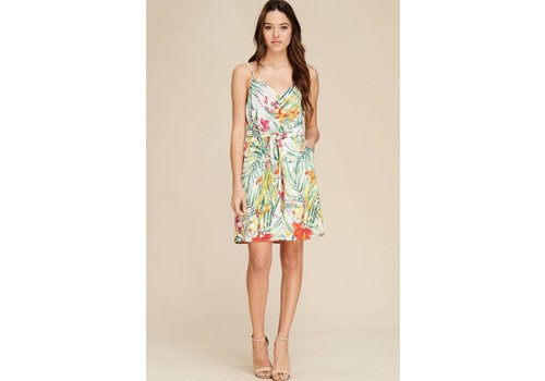 StacCato Tropical Dress