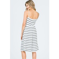 BW Striped Cami Dress